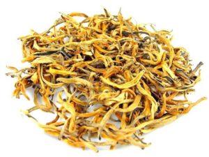 Желтый байховый чай